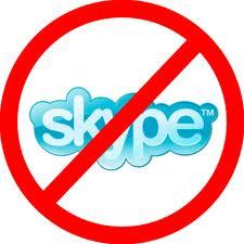Заблокировали Skype. Как восстановить контакты?